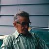 Grandpa in a reflective moment.
