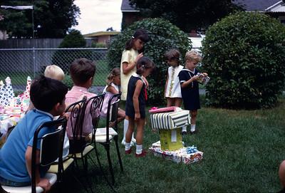 Philip's Birthday August 1970
