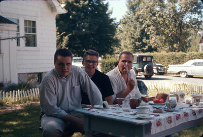 September 1960 at Paul Terni's