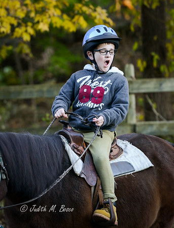 Eric's Riding Lessons