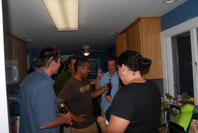 Erika's visit to Cape Cod 2011