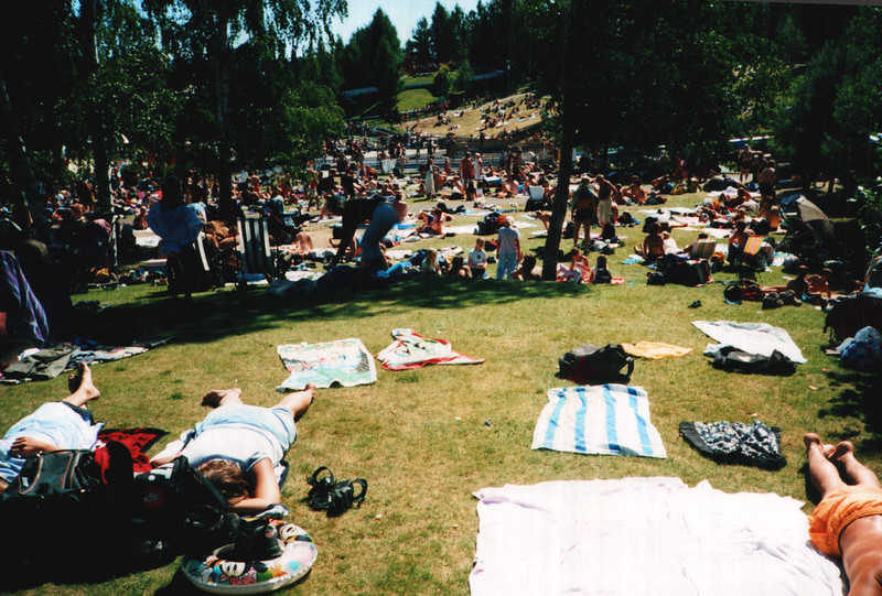 Thage Sommerland 2001 to Kieran