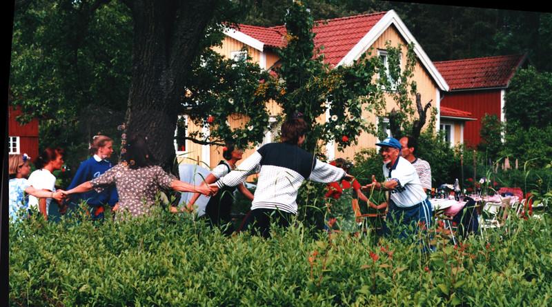 Thage Midsummer 2001