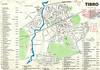 Thage Tibro map 2001