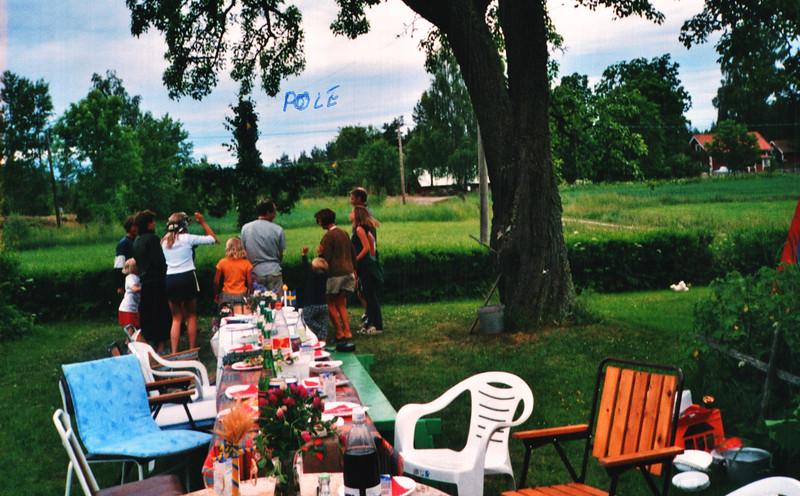 Thage Midsummer 2001 1