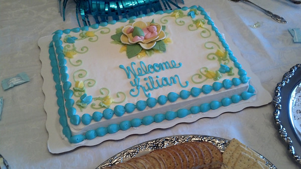 Erin's Baby Shower