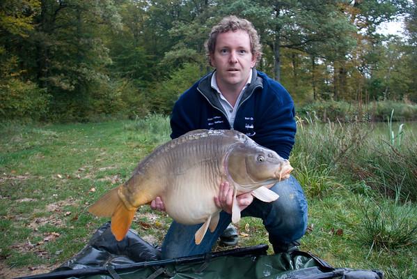 18,25 kg mirror carp