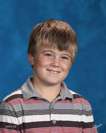 Ethan McDougall 2011-2012