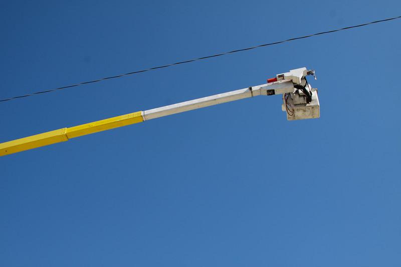 70 Feet in the Air