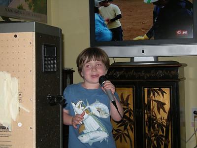 Ethan goes to Gator Land