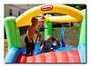 """Bouncy House Fun"""