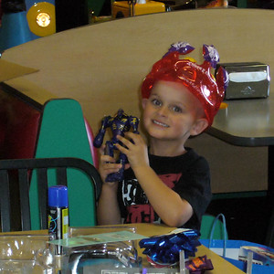 Ethan's 5th Birthday, May 2012