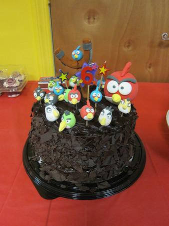 2012 - Ethan's 6th Birthday