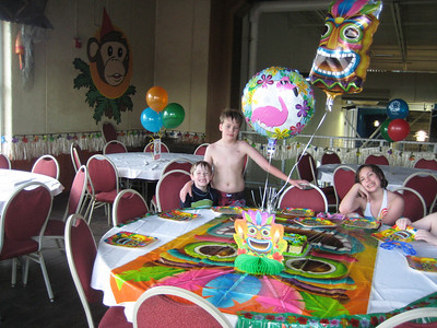 Ethan's tenth birthday