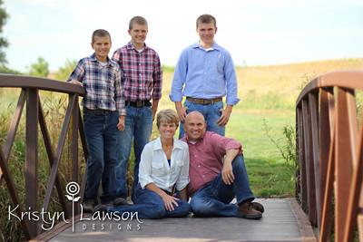 Ethington Family 2013