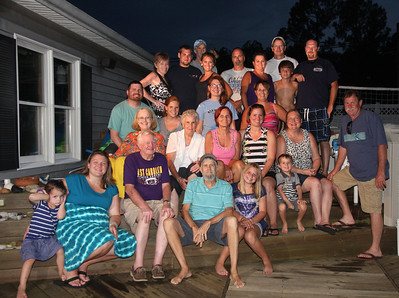 Eubanks Family Get-Together