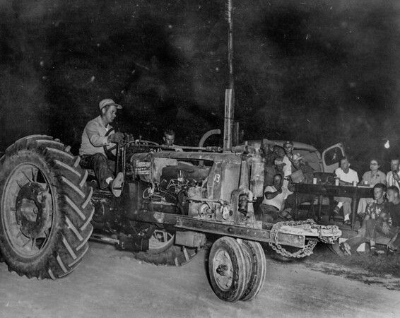 Eugene tractor pull