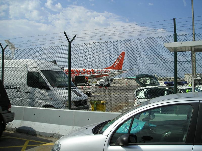 Elaine arrives on the plane from Newcastle ,north east capitol of England LOL