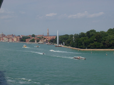 Day 5,6-Venice-Doge's Palace,St. Marks Square,Murano,St. George's Island 7.23 & 7.24