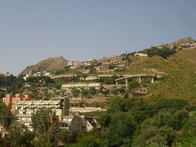 Day 7-Messina-Taormina, Mt. Etna (Silvestri Crater)