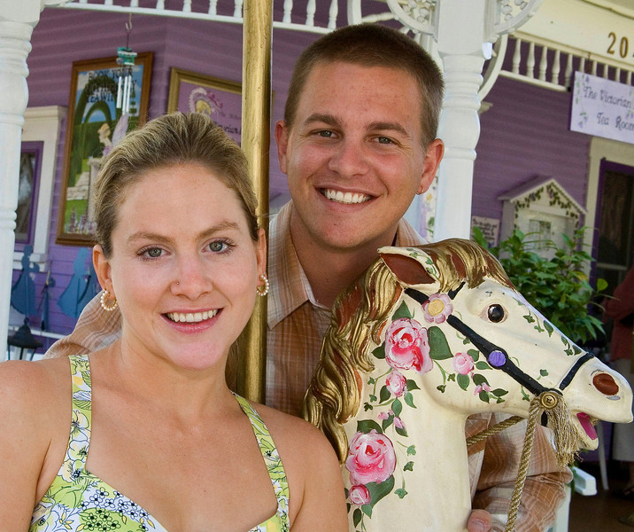 2007-05 - Evan and Helen Grad Party