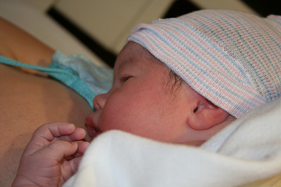 Evan is Born 016