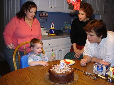 Happy Birthday to Evan