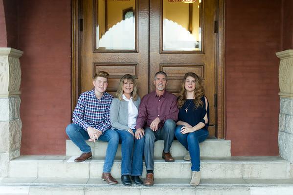 Evangelisto Family 2016