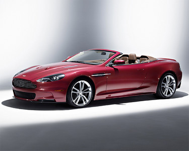 Aston Martin - Evan, your dad would like one of these!