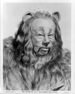 Cowardly Lion  (MGM)