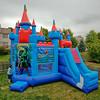 Castle - Evan's birthday castle