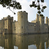 Castle - a real castle built a long time ago<br /> (Misterzee/Wikipedia)