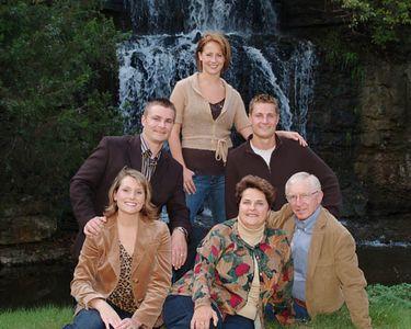 Evans Family 2005