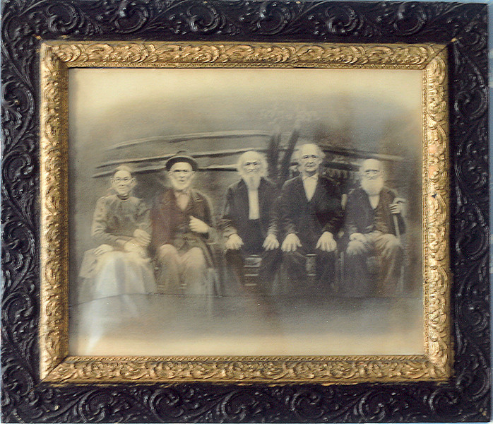The Evans Brothers. Sallie and Robert(Bob),James,Sam,Jack. Bob lived in Pennington Gap Va.,James and Sam in Owsley co Ky, Jack in Tenn.