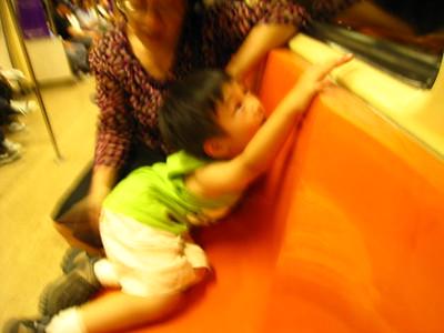 Evan's Nov 2008 SGP trip