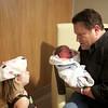 "Evee Louise Noland Birth  <br /> 8lbs 10oz 20.5"" long - :-)"