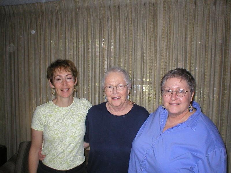 2003 - Jamey, Dorothy, Cassy