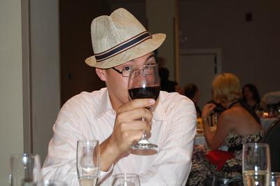Jonathon w/ my hat