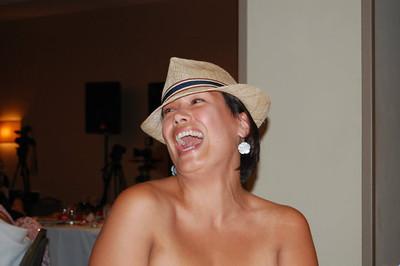 Serena w/ my hat