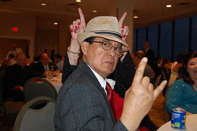Tito Romy w/ my hat