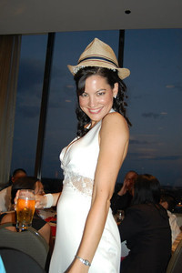 Bridget w/ my hat