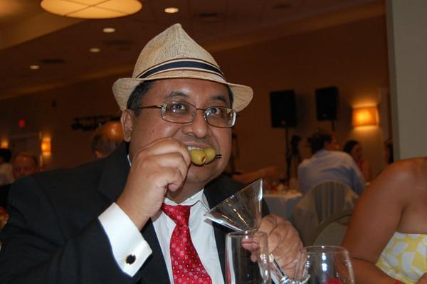 Gerry w/ my hat