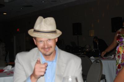 Jamie w/ my hat
