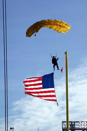 Army Navy game in Baltimore, MD, 11/30 - 12/2/07, Navy Won 38-3