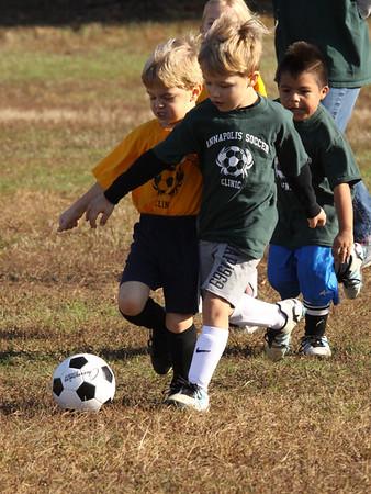 Brayden Soccer , Annapolis MD, Oct 25, 2014