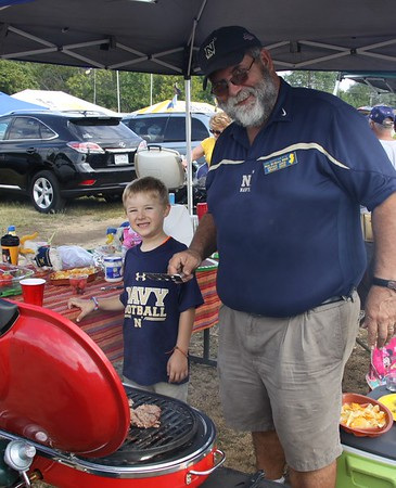 Navy vs Colgate, Tailgate w kids Sept 5-6 2015 in Annapolis , MD