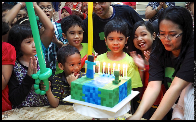 Irfan's Eighth Birthday Party Kiara Equestrian Club 9th February 2014