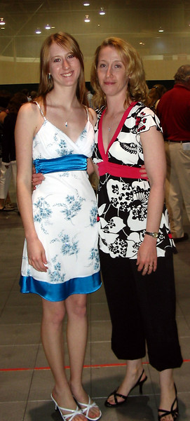 Alyssa's HS Graduation 2008