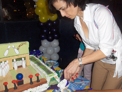 Celebración Cumpleaños de Javi 2007