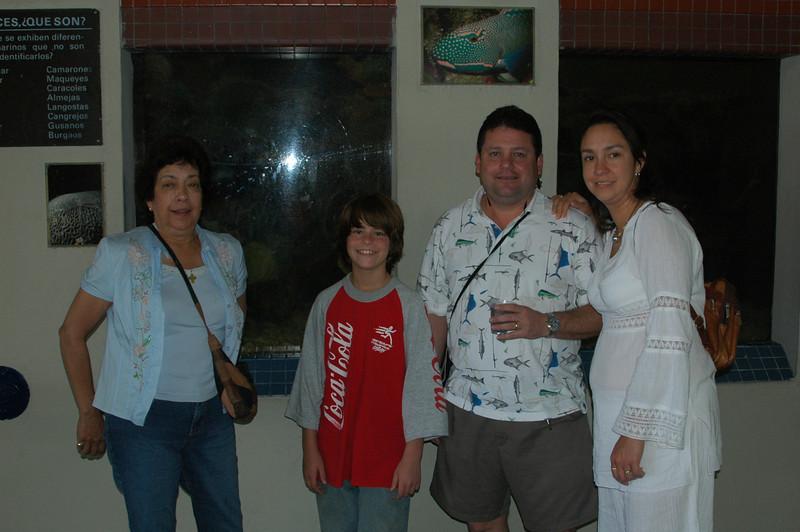 En el Acuario Nacional, Santo Domingo, RD. 30dic2007